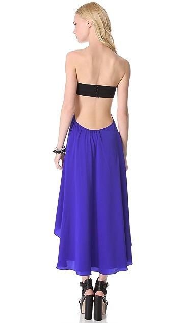 Pencey Grecian Dress
