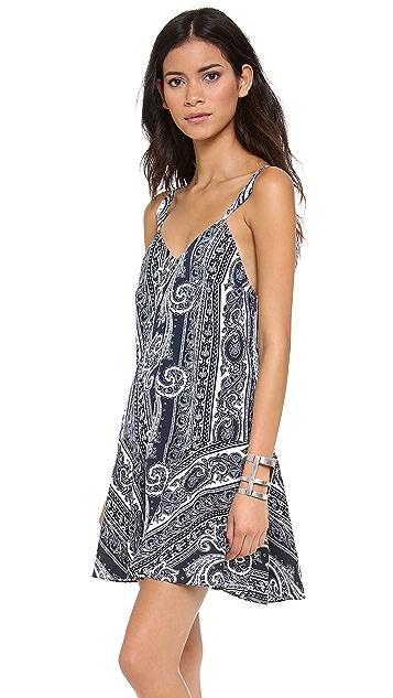 Pencey Triangle Slip Dress