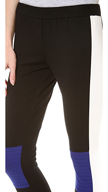 Pencey Team Slim Colorblock Pants