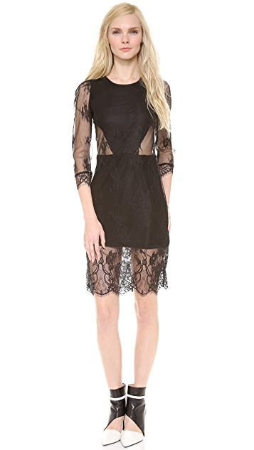 Pencey Kappa Lace Dress