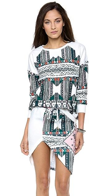Pencey Jewel Print Sweatshirt