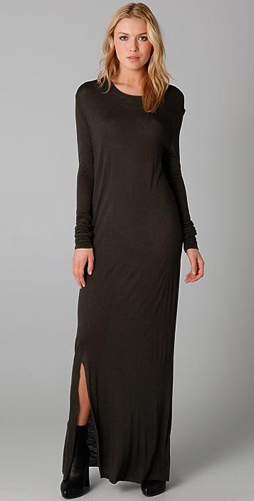 195c9cd7ec Pencey Standard Long Sleeve Maxi Dress | SHOPBOP