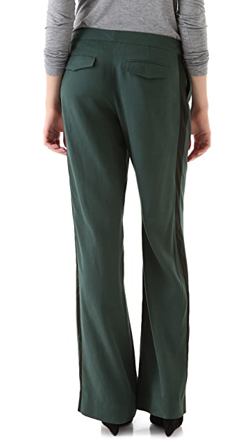 Pencey Standard Pleated Pants by Jessica Hart for Pencey Standard