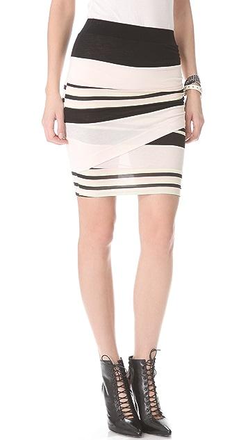 Pencey Standard Panel Twist Skirt