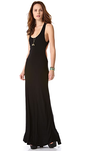 Pencey Standard Olympic Cutout Maxi Dress