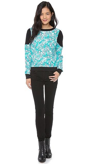 Pencey Standard Inset Sweatshirt