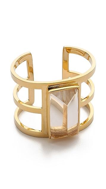 Paige Novick Paige Novick for Veronica Beard Three Row Cuff Bracelet