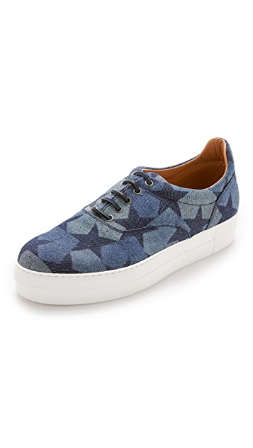 Ports 1961 Denim Sneakers
