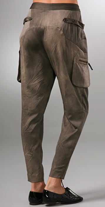 Ports 1961 Motor Cross Jodhpur Pants