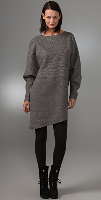 Micro Sweater Dress