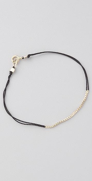 Poupette nyc Box Chain Bracelet