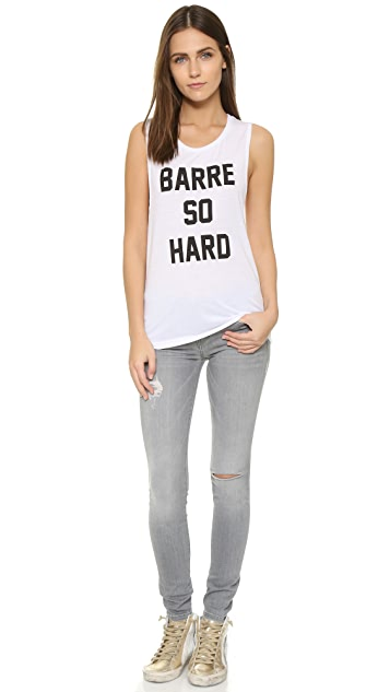 Private Party Barre So Hard Tank