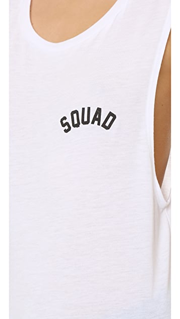 Private Party Squad Tank