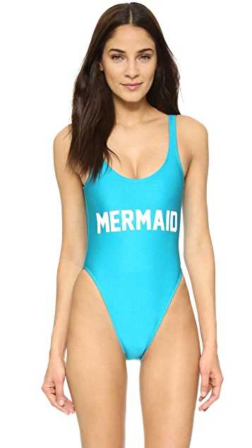 Private Party Mermaid One Piece