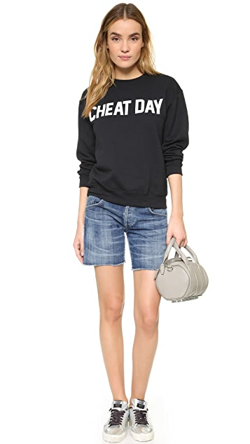 Private Party Cheat Day Sweatshirt