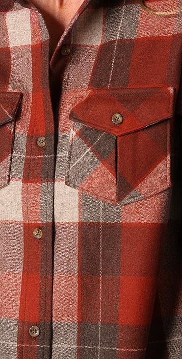 Pendleton, The Portland Collection Plaid Shirt