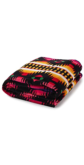 Pendleton, The Portland Collection Fire On The Mountain Towel