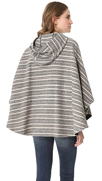 Pendleton, The Portland Collection Morning Owl Cape