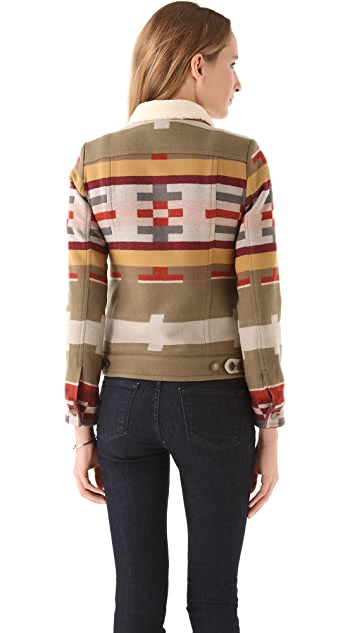 Pendleton, The Portland Collection Cody Flannel Jacket