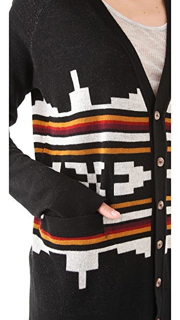 Pendleton, The Portland Collection Wallowa Cardigan