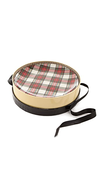 Pendleton, The Portland Collection Tartan Plate Set