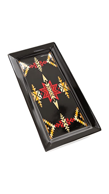 Pendleton, The Portland Collection Heritage Serving Tray Set