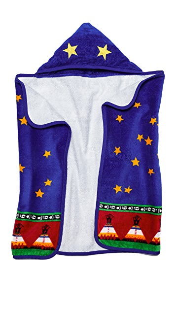 Pendleton, The Portland Collection Chiefs Road Kids Hooded Towel