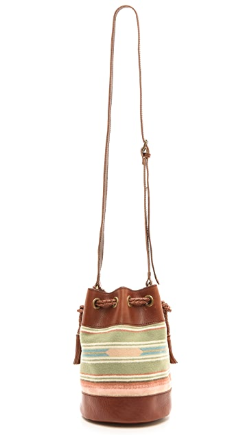 Pendleton, The Portland Collection Small Bucket Bag