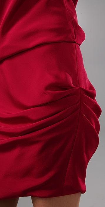 Prabal Gurung Side Ruched Dress