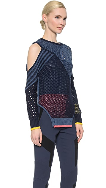 Prabal Gurung Long Sleeve Sweater