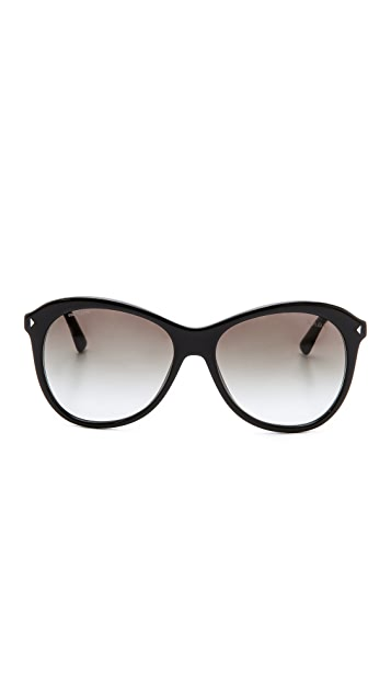 Prada Солнцезащитные очки Pinched
