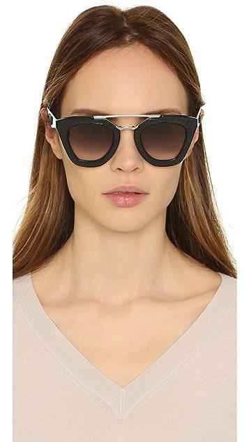 Prada Absolute Aviator Sunglasses