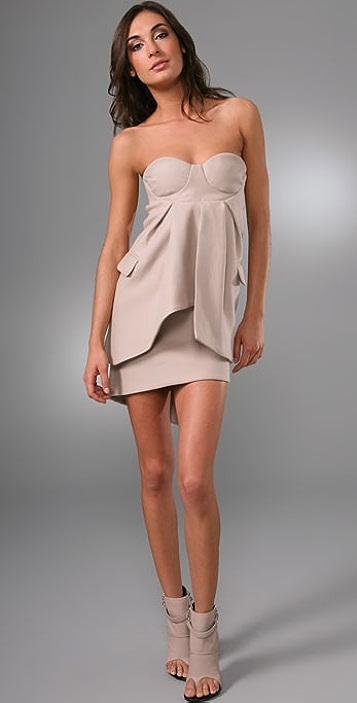 Preen By Thornton Bregazzi Petal Dress