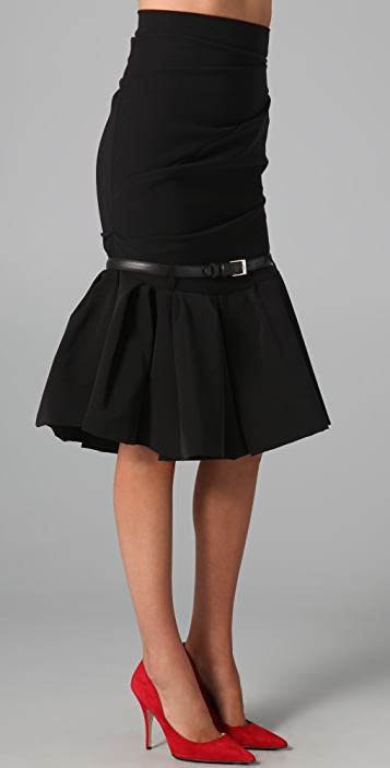 Preen By Thornton Bregazzi Pepper Skirt