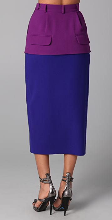 Preen By Thornton Bregazzi Carter Skirt