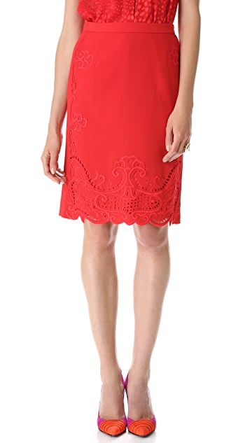Preen By Thornton Bregazzi Viva Skirt