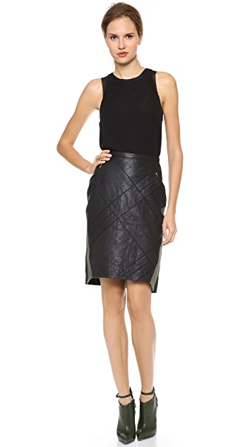 Preen By Thornton Bregazzi Preen Line Broadway Skirt