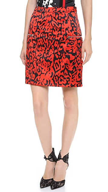 Preen By Thornton Bregazzi Atomic Skirt