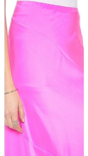 Preen By Thornton Bregazzi Neon Lara Skirt