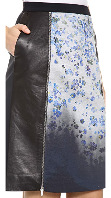 Preen By Thornton Bregazzi Ilex Skirt