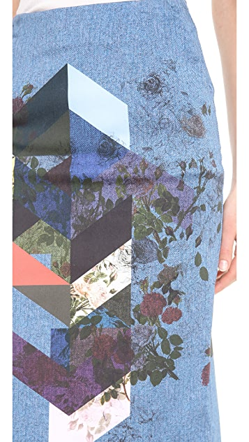 Preen By Thornton Bregazzi Magda Skirt