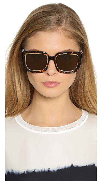 Preen By Thornton Bregazzi Norwich Sunglasses