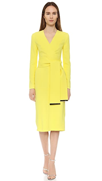 Preen By Thornton Bregazzi Ornelia Dress with Belt