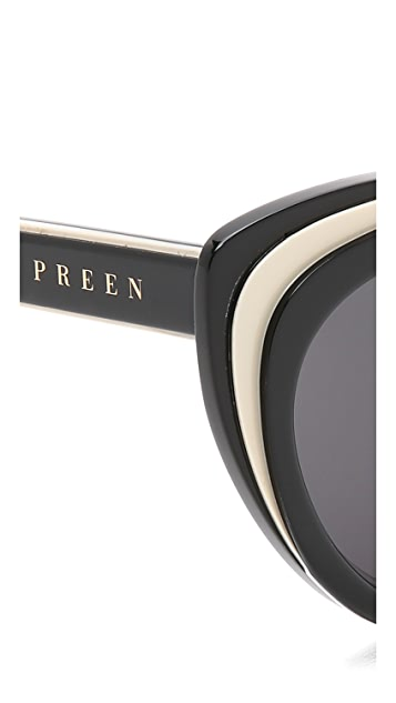 Preen By Thornton Bregazzi Islington Sunglasses