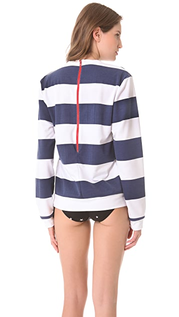 Pret-a-Surf Long Sleeve Sweatshirt