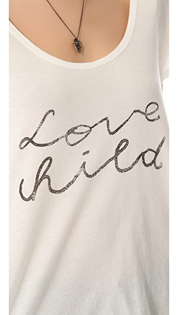 Prince Peter Love Child Tee