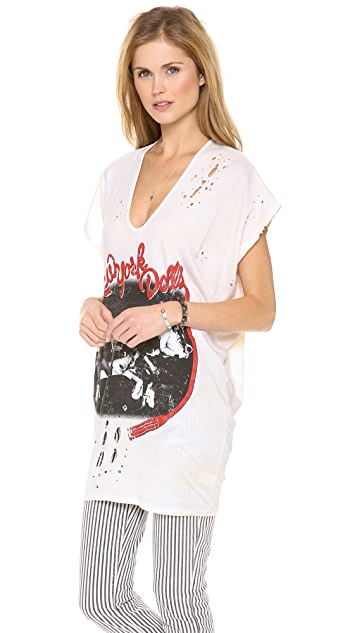 Prince Peter New York Dolls Oversized Tee