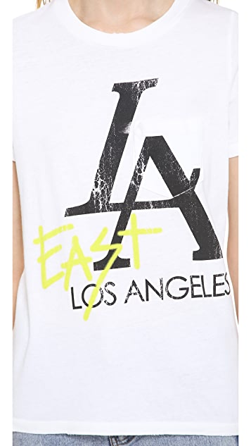 Prince Peter East LA Crew Neck Tee