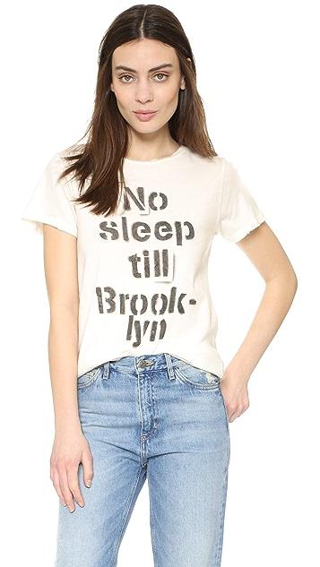 Prince Peter No Sleep Till Brooklyn Tee