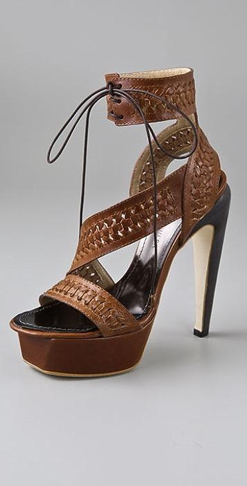 Proenza Schouler Platform High Heel Sandals